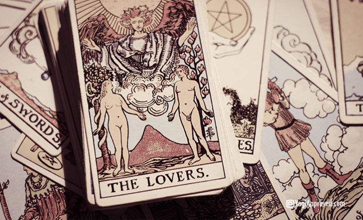 Here's Everything You Need to Know About Tarot Cards