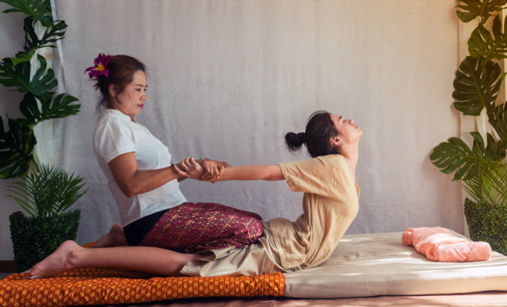 Introduction to Thai Massage +  3 Techniques You Can Try at Home