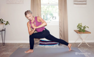 Yoga Poses for a Full Body Workout featured