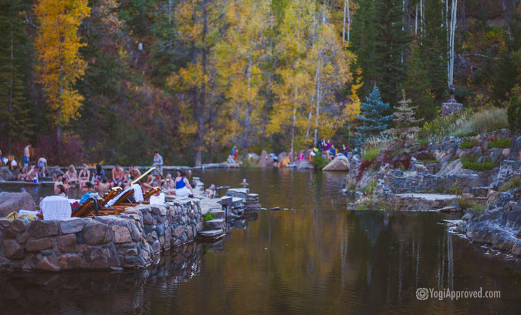 Headed to Colorado? These 6 Natural Hot Springs Are a Must-See