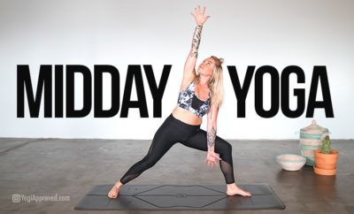 midday yoga featured
