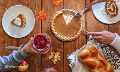 Featured Healthy Thanksgiving