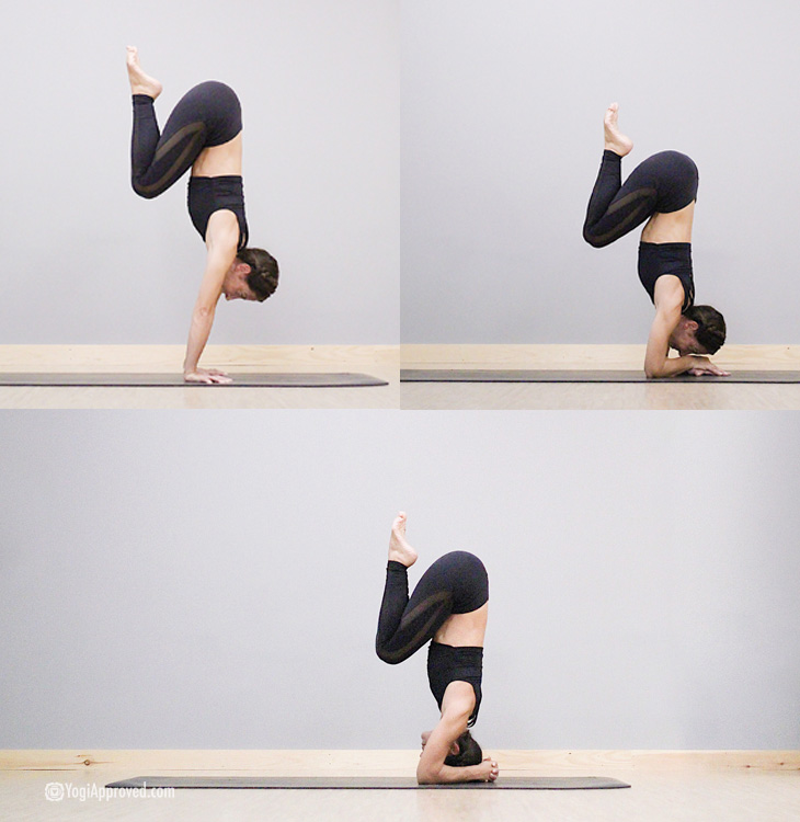 tuck-stand