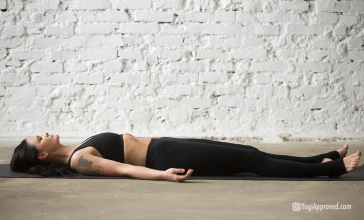 Use These 4 Restorative Yoga Poses for Immediate Stress Relief