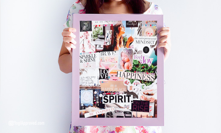 Your Step,By,Step Guide to Make a Vision Board for Goal