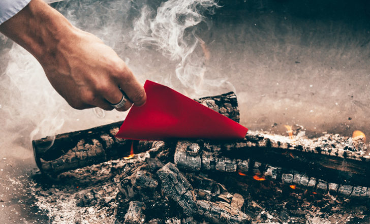 Here's How to Perform a Burning Ceremony In 4 Simple Steps