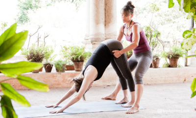 Yoga teacher mistakes