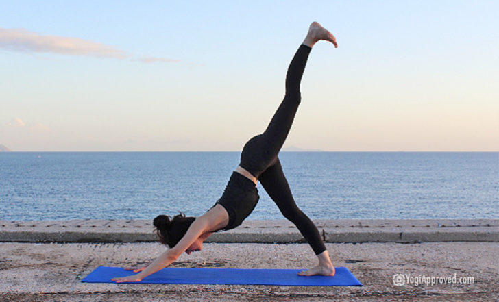 8 Yoga Poses That Double as Strength Training Exercises