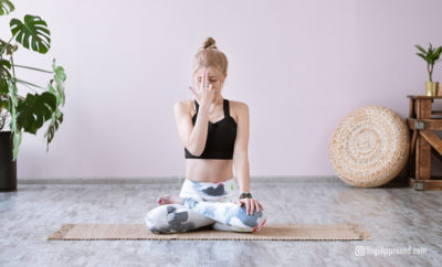 yogic breathing to calm down
