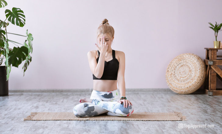 Pranayama for Stress Relief: Use These 3 Yogic Breathing Exercises to Calm Down