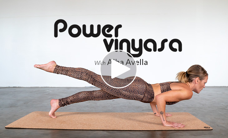 power-vinyasa-video