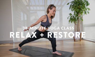 relax and restore youtube class
