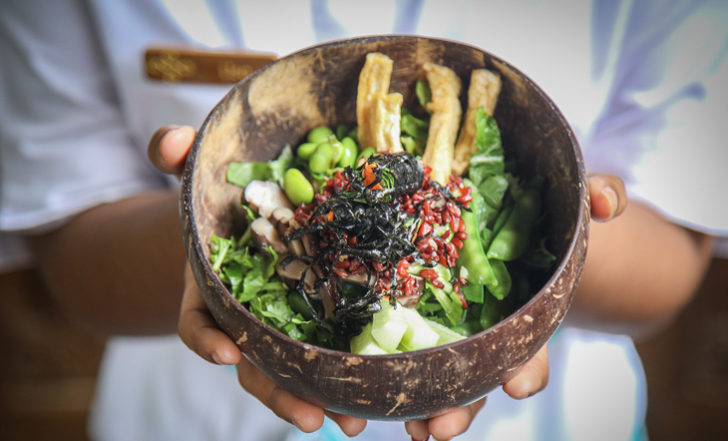 We're Obsessed With This Gluten-Free Vegan Sushi Bowl Recipe