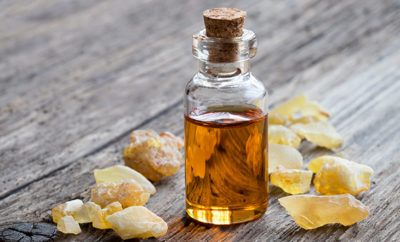 FeatureImage Frankincense oil