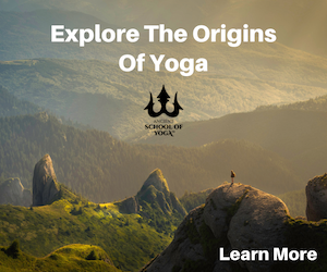 origin of yoga school
