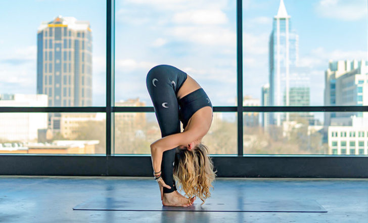 Let It Go! Let It Go! Use These 4 Yoga Poses to Help You Let Sh*t Go