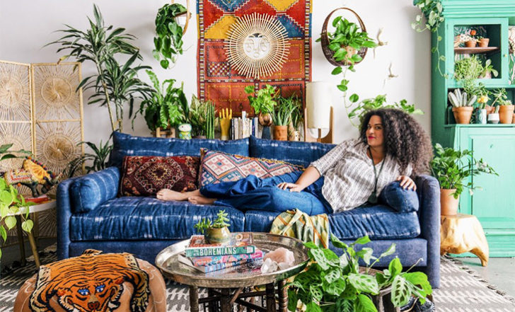 Go Loco for Boho! Here Are 5 Interior Design Tips for Bohemian Decor From Justina Blakeney