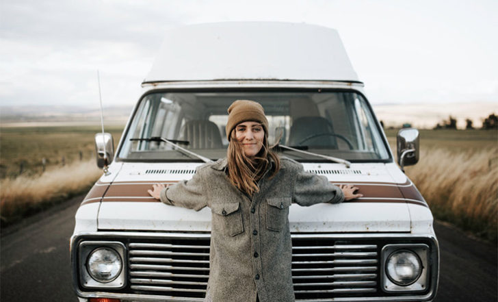 8 Do's and Don'ts for #VanLife Living From a Solo Female Traveler