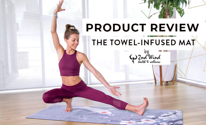2nd Wind Review Towel Infused