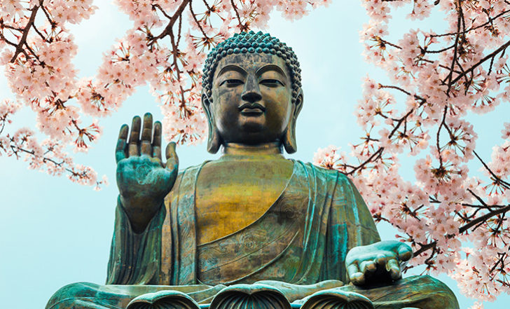 Okay Buddha, Let's Talk About the Second Noble Truth and the Causes of Suffering