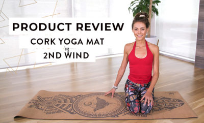 product-review-2nd-wind-cork-yoga-mat