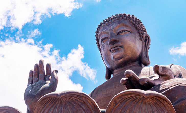 Okay Buddha, Let's Talk About the Third Noble Truth and What Brings an End to Our Suffering