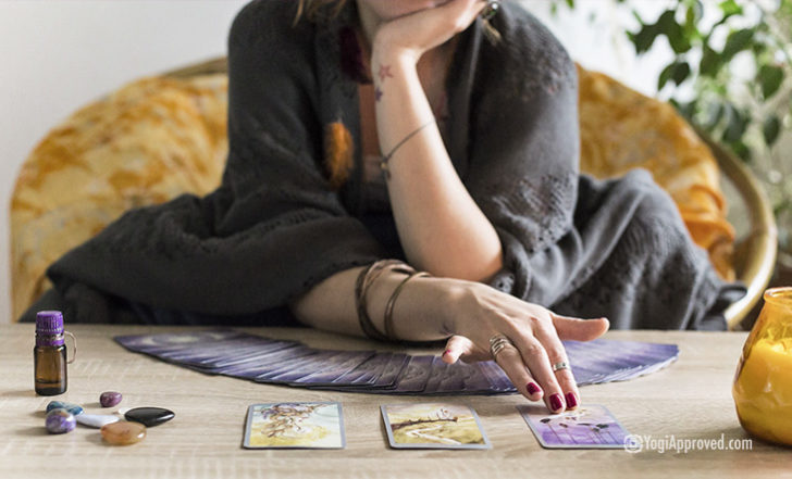 Add Tarot Cards to Your Morning Routine For a Boost of Clarity, Guidance, and Reflection (Here's How)