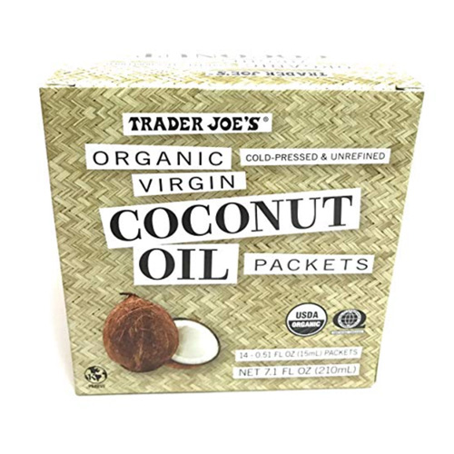Coconut Oil Packets