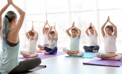 Kids Yoga Feature