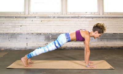 mistakes in plank pose