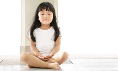 Mindfulness n Children feature