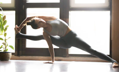 Visvamitrasana Pose Feature
