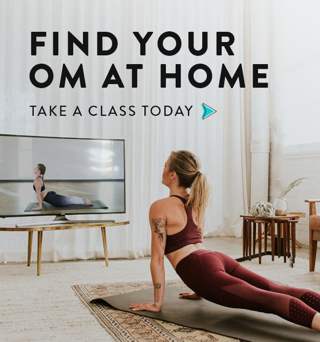 Find Your OM at Home