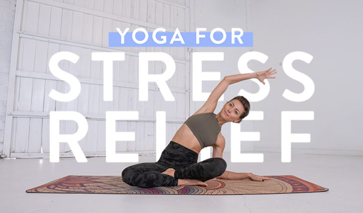 Take This 30-Minute Yoga Class to Reduce Stress (Free Class)