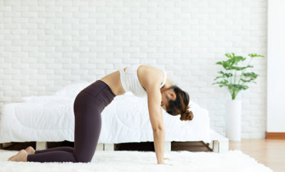 5 Poses To Energize feature
