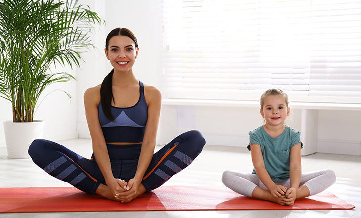 6 Yoga Poses For Kids And How To Teach Them Yogiapproved Com