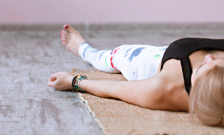 You'll Never Skip Savasana Again When You Hear These Benefits of Corpse Pose