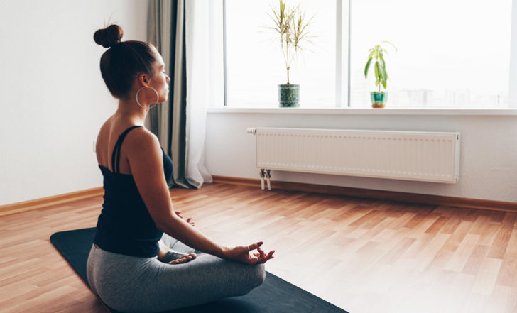 Harvard Recommends Yoga to Help People Cope with Coronavirus Anxiety