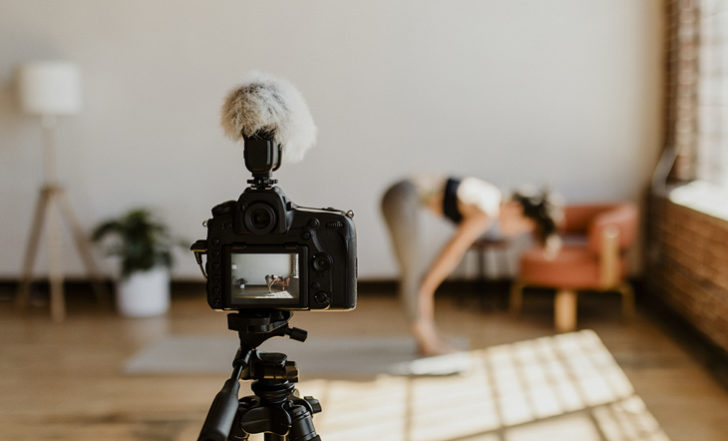 Want to Start Teaching Yoga Online? Here Are 5 Resources for a Strong Online Presence