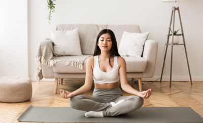 Yoga Helps Migraine Pain Feature
