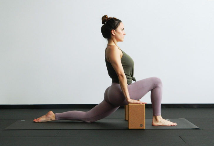 Low Lunge Access