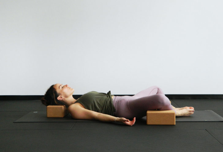 Supine Butterfly Access