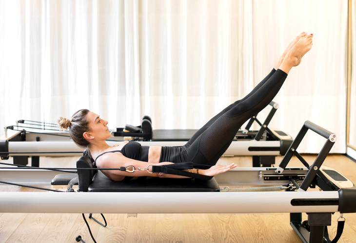 What Is Pilates inside