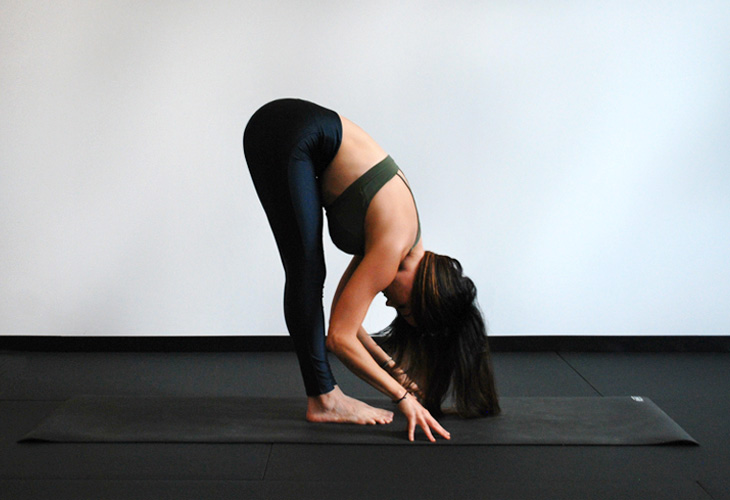 Uttanasana Forward Fold