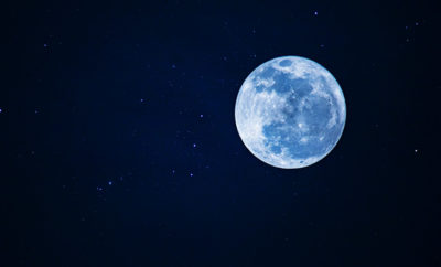 Buckle Up! There's a Blue Moon This Halloween: Here's What That Means and How It Impacts Each Zodiac Sign