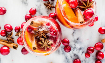 Holiday Non-Alcoholic Drinks feature