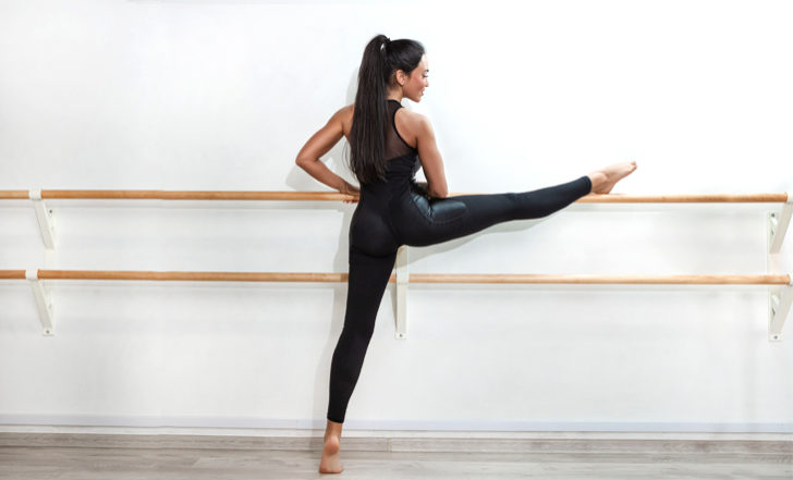 7 Barre Exercises to Feel a Serious Booty Burn