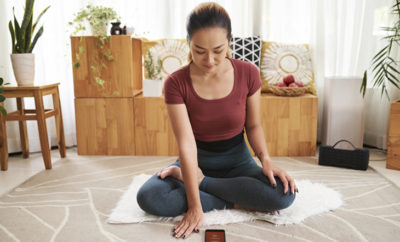 OM MeditationApps Feature