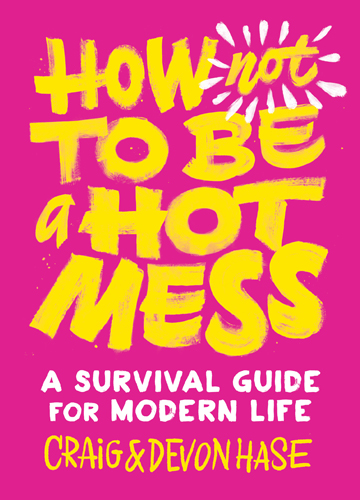 How Not To Be A Hot Mess BookCover