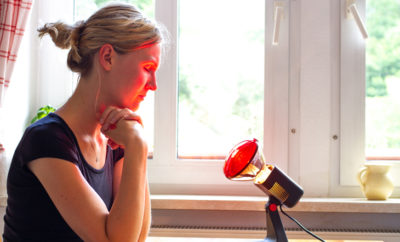 Infrared Therapy Feature